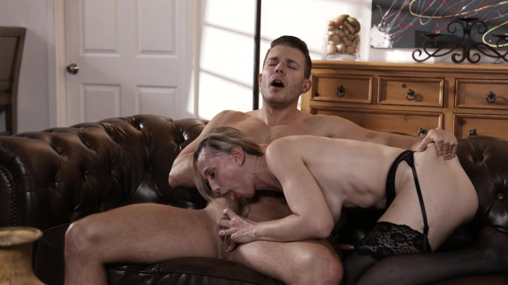 Streaming porn video still #1 from My Son Banged My Wife 4