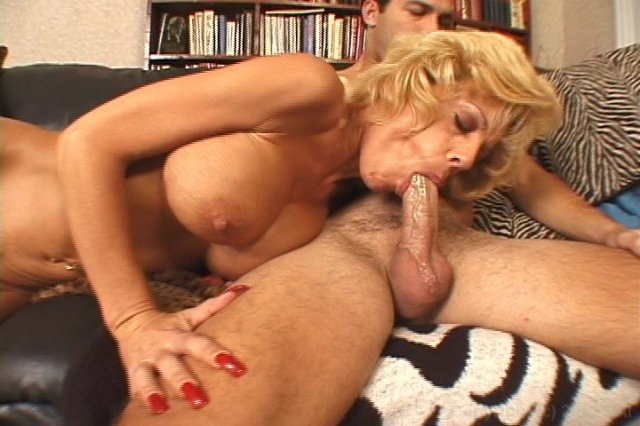Streaming porn video still #1 from Older Chicks Bigger Tits 2