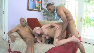 Streaming porn video still #5 from Black Owned 3