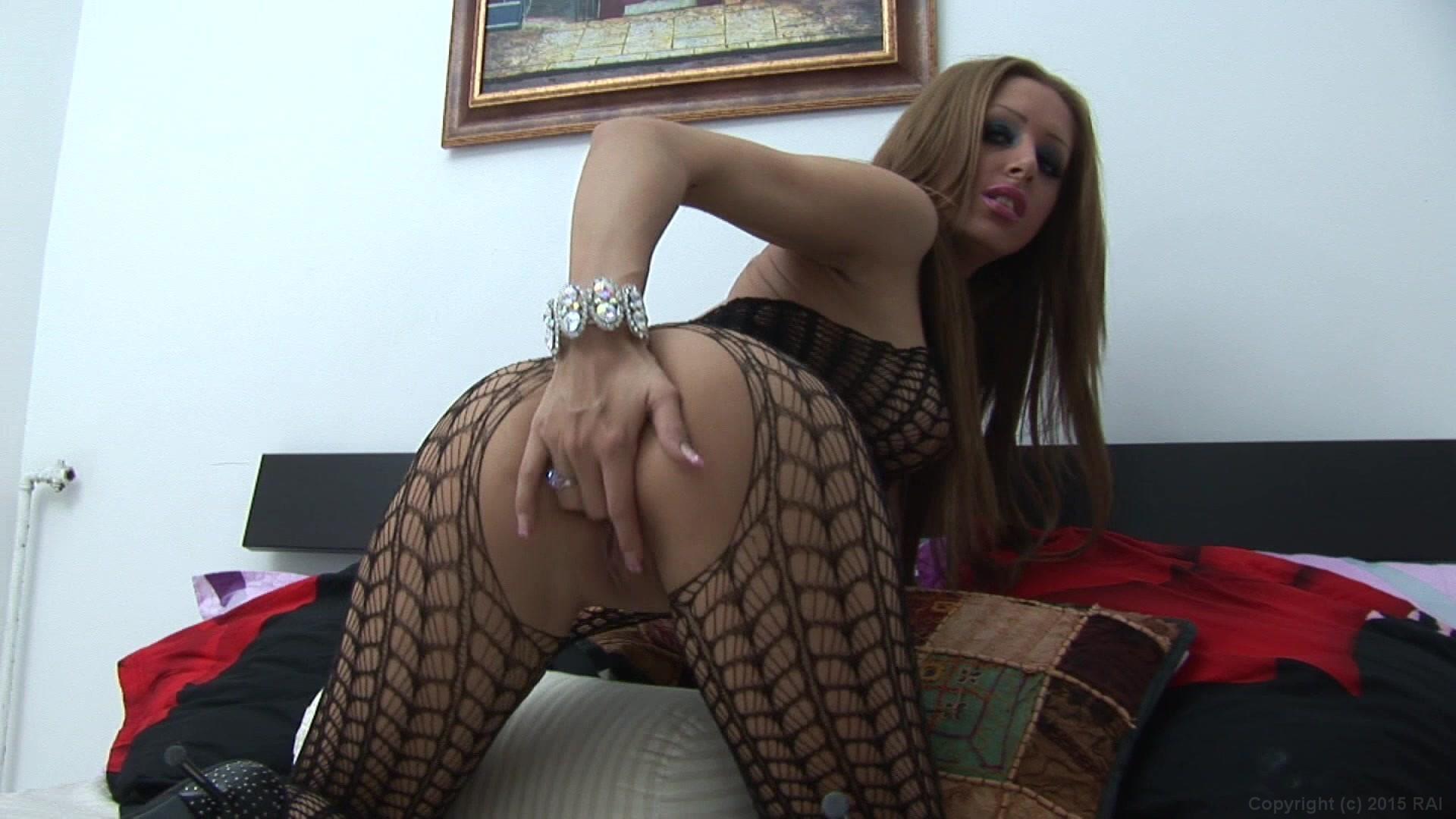 Stockings lesbians milf dildo