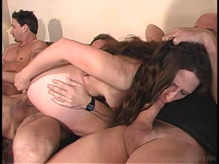 Gangbang sluts and orgey lovers