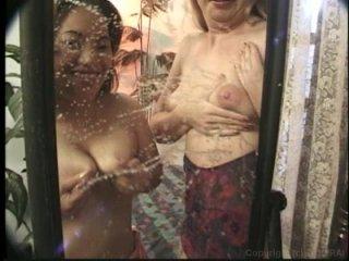 Streaming porn video still #1 from Lactating Lesbos 3
