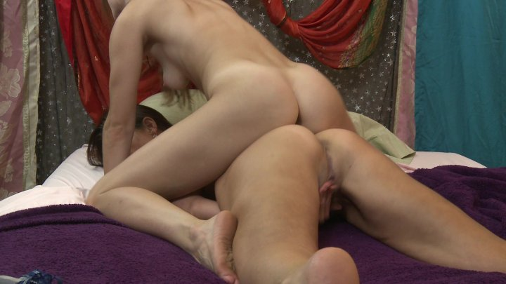 Streaming porn video still #2 from Lesbian Seductions Older/Younger Vol. 57