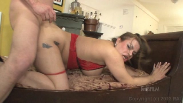 Streaming porn video still #1 from Transsexual Babysitters 15