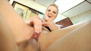 Streaming porn video still #6 from Filthy Office Sluts