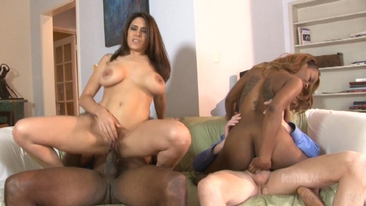 Interracial Swinger
