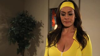 Streaming porn video still #9 from Austin Powers XXX: A Porn Parody