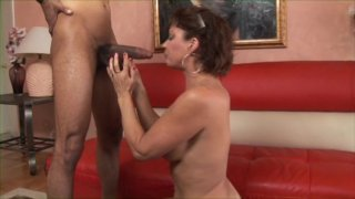 Streaming porn video still #2 from MILFS Take It Black And Deep