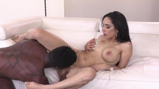 Streaming porn video still #3 from Interracial Size Queens