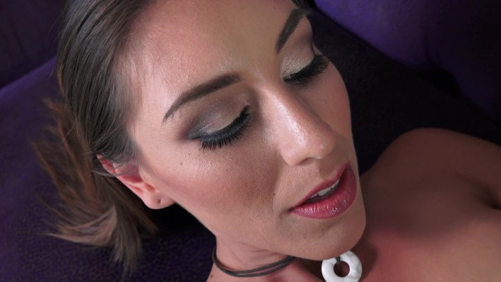 Streaming porn video still #1 from I Came On James Deen's Face 8