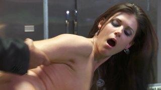 Streaming porn video still #5 from Men In Black: A Hardcore Parody