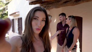 Streaming porn video still #9 from Road Trip