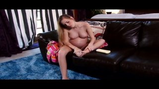 Streaming porn video still #5 from ATK Pregnant Amateurs Vol. 7