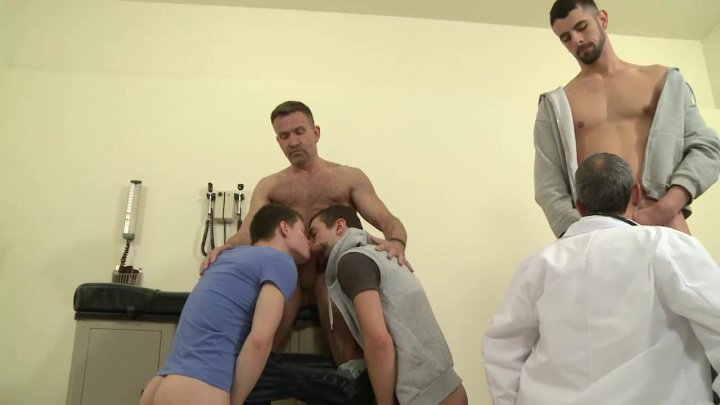 Streaming porn video still #4 from Joe Gage Sex Files Vol. 11: Doctors and Dads 2