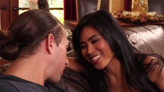 Ember Snow Cuckolds Her Man With a Hung Stud