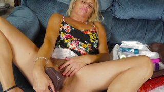 Streaming porn video still #7 from AJ Presents MILF In The Sheets