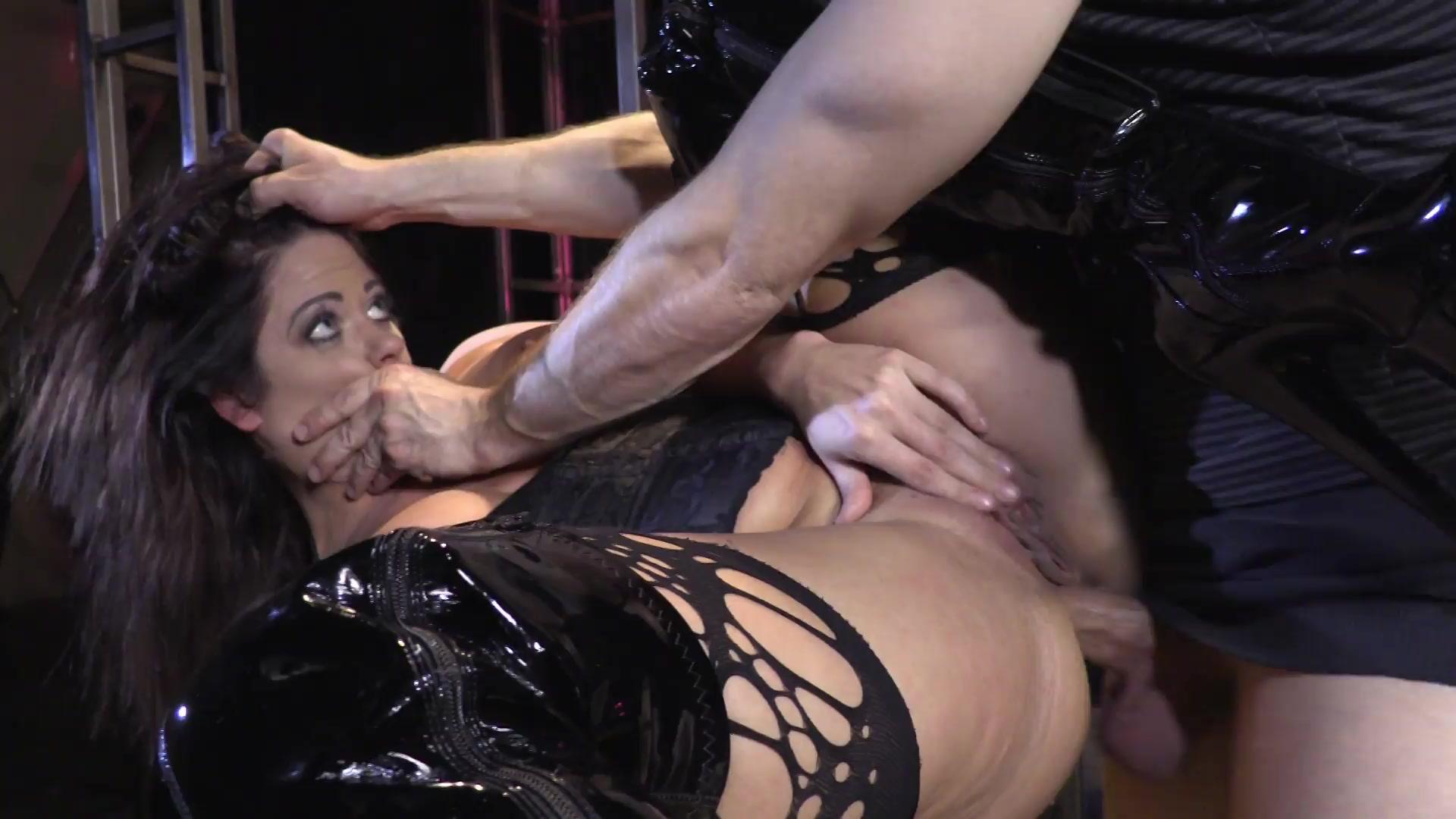 anal domination