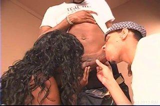 Streaming porn video still #2 from Black Bi Sex Party 3