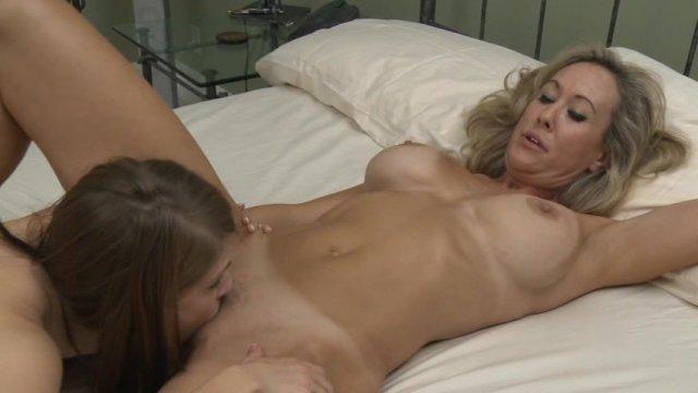 Streaming porn video still #1 from Brandi Love & Her Girlfriends