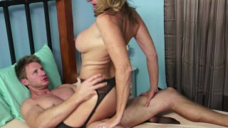 Streaming porn video still #7 from Mother's Seductions