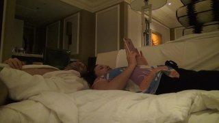 Streaming porn video still #2 from James Deen's Sex Tapes: Hotel Sex 5