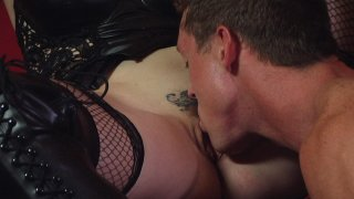 Streaming porn video still #5 from Corrupted By The Evils Of Fetish Porn