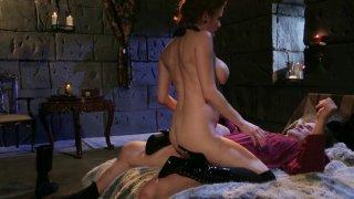 Streaming porn video still #5 from Cinderella XXX: An Axel Braun Parody