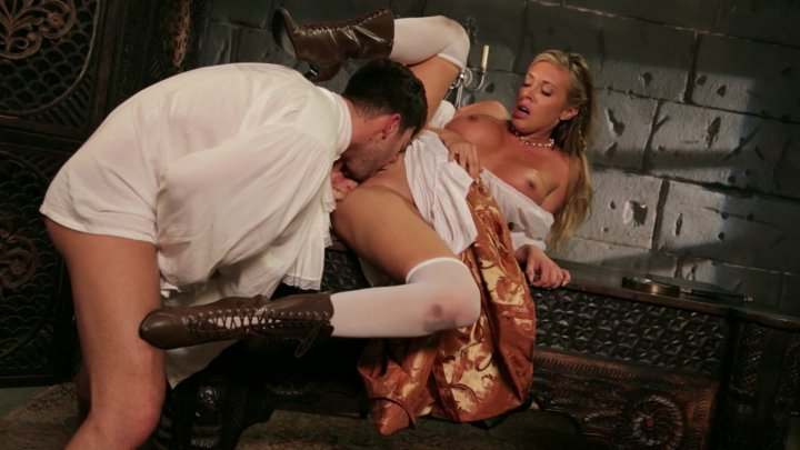 Streaming porn video still #1 from Cinderella XXX: An Axel Braun Parody