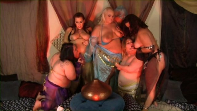 Streaming porn video still #1 from Scale Bustin Babes 56