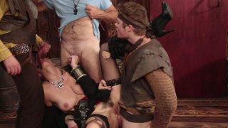 Streaming porn video still #4 from Peter Pan XXX: An Axel Braun Parody