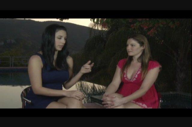 Streaming porn video still #1 from Lesbian Sex Vol. 4