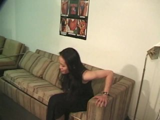 Streaming porn scene video image #1 from Charming asian step daughter fucked rough