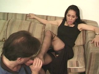 Streaming porn scene video image #2 from Charming asian step daughter fucked rough