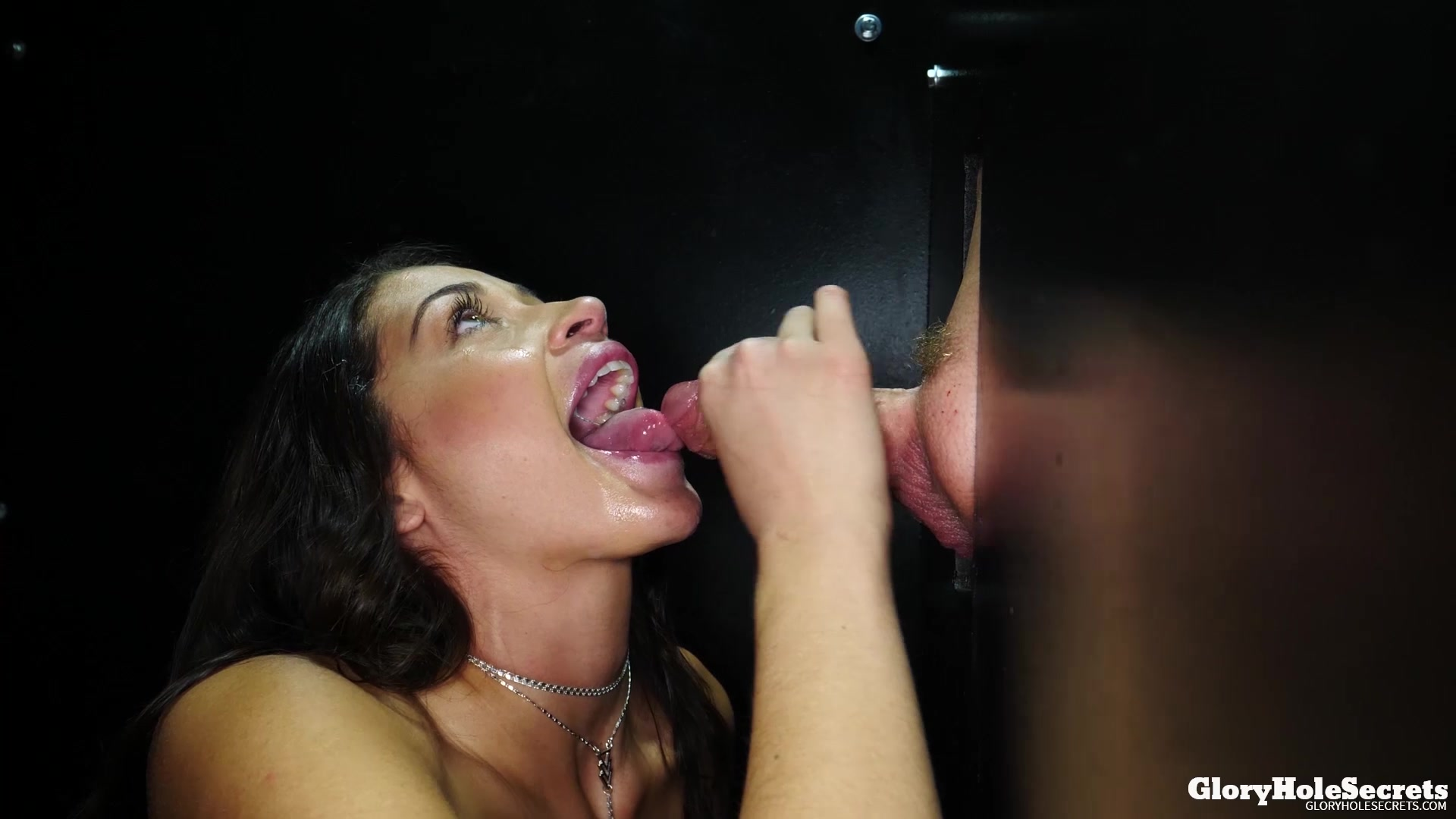 Gets fuck adult video stores with glory holes licking