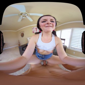 I Creampied My Stepdaughter's Hairy Pussy video capture Image