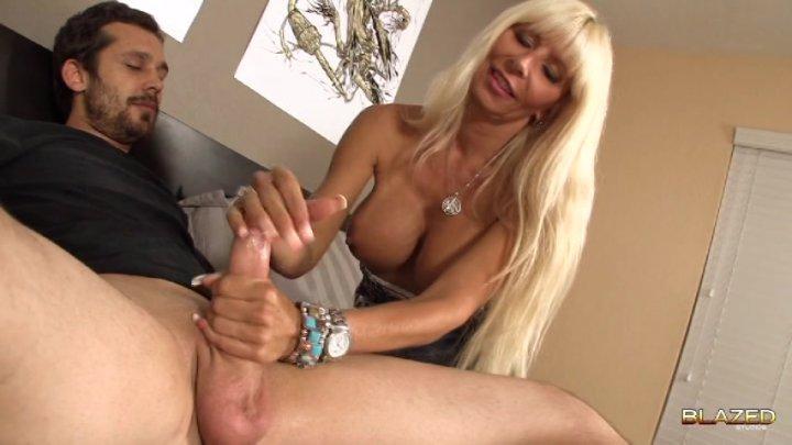 Streaming porn video still #1 from Mommy Jerks Best