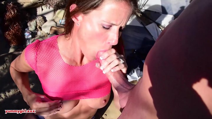 Streaming porn video still #1 from Bikini Blow Job Collection #1