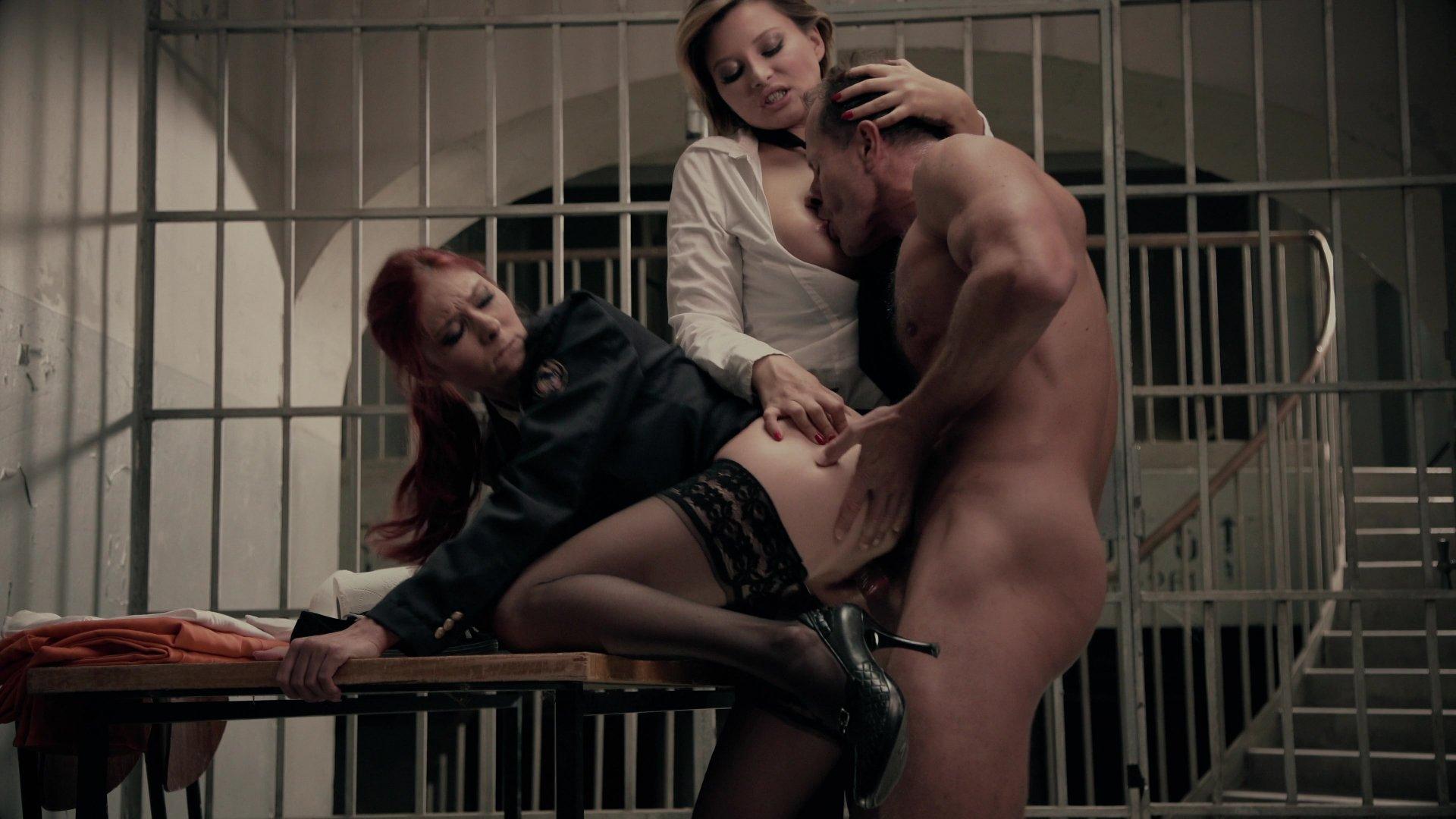 Sex in women s prisons