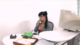 Streaming porn video still #16 from Fuck My Big Titted Wife #9