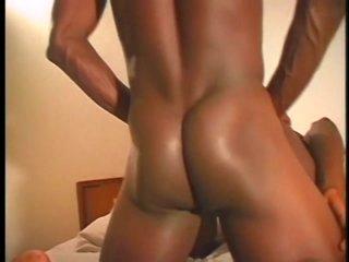 Streaming porn video still #9 from Big Black Cock Attack