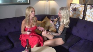 Streaming porn video still #2 from Jodi Loves Women