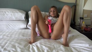 Streaming porn video still #8 from AMK Shoot In My Pussy Daddy