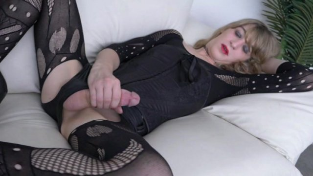 Streaming porn video still #5 from She-Male Strokers 90