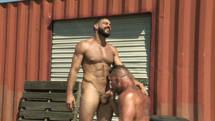 Streaming porn video still #1 from Haulin' Ass