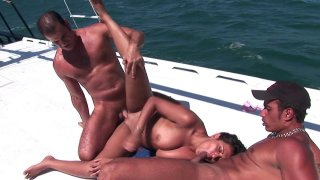 Streaming porn video still #3 from Double Dick Slaparound