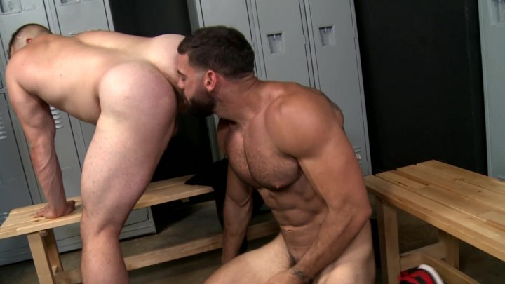 Streaming porn video still #1 from Muscled Up!