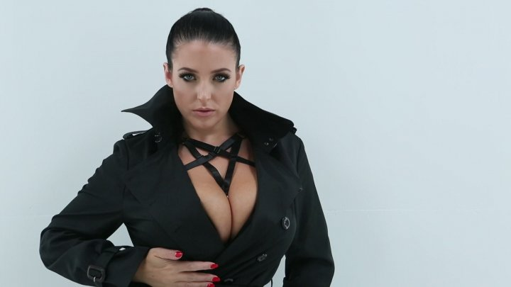 Streaming porn video still #1 from Angela White Is Titwoman