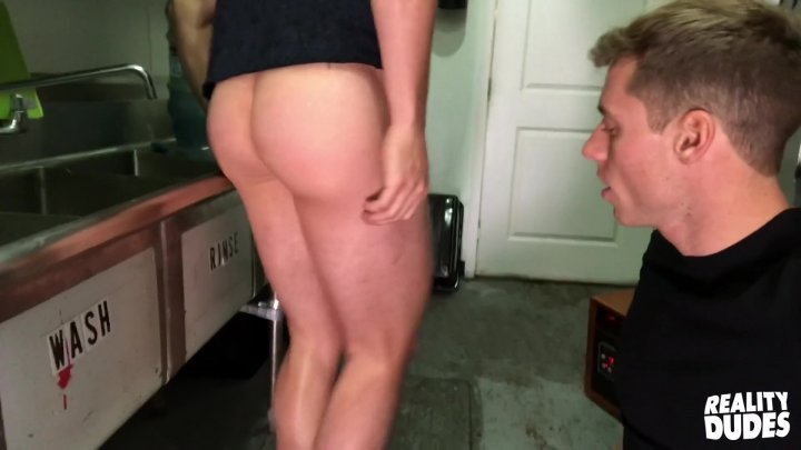 Streaming porn video still #1 from Dudes in Public 9