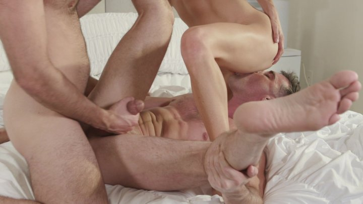 Streaming porn video still #1 from Coming Out Bi 12