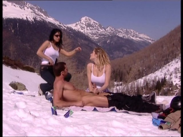 Streaming porn video still #3 from Snow Bitches